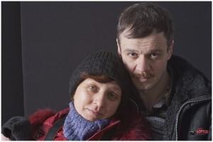 Евгений Прошкин с супругой Светланой