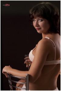 Шампанское в нижнем белье, Липецк, провокационные фотографии Евгения Никова
